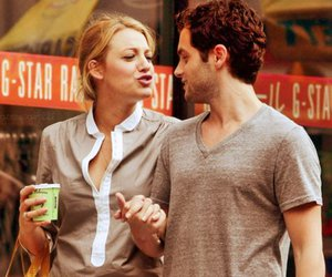 blake lively, gossip girl, and couple image