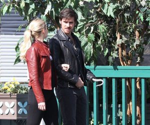 emma swan, captain swan, and Jennifer Morrison image