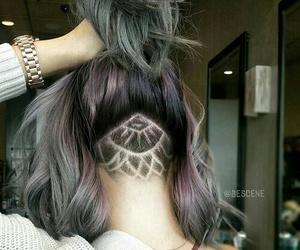hair and undercut image