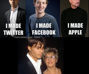 apple, twitter, and facebook image