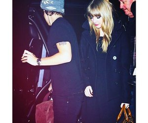 couple, Taylor Swift, and haylor image