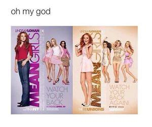 mean girls and movie image