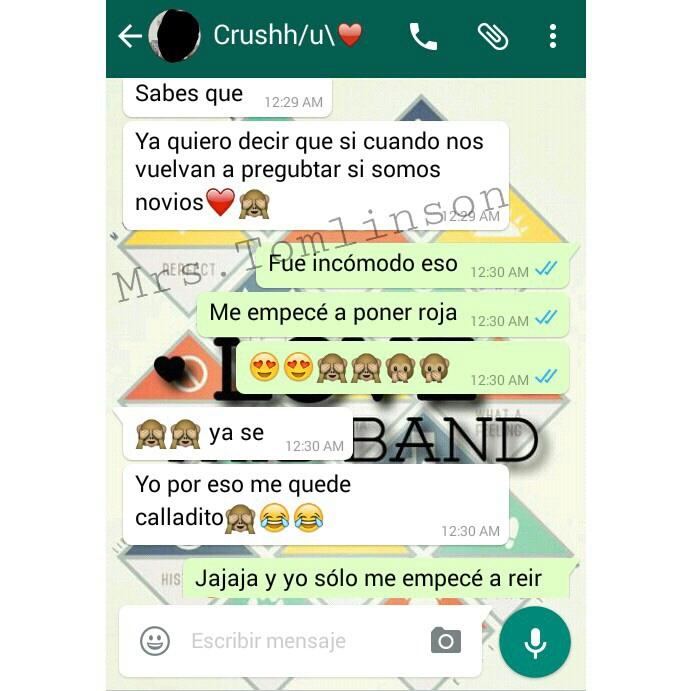 Image About Crush In Whatsapp Y Fb By Yamili Alejandra