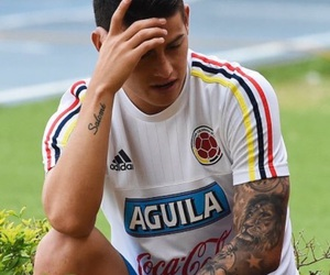 colombia, colombia nt, and football image