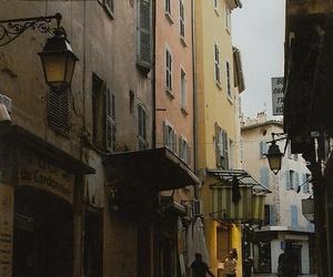 city and retro image