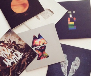 coldplay, love, and ghost stories image
