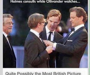 funny, british, and sirius black image