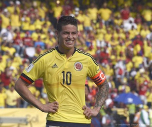 2016, colombia, and football image