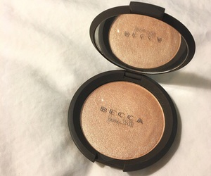 highlighter, highlights, and becca image