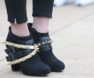 shoes, fashion, and details image