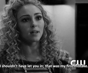 mistakes, quote, and the carrie diaries image