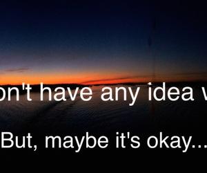 okay, sad, and i'll be okay image