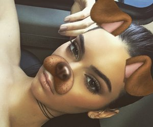 stunning and kendall jenner image