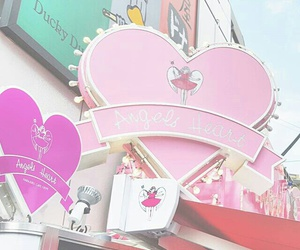 girly, heart, and pastel image