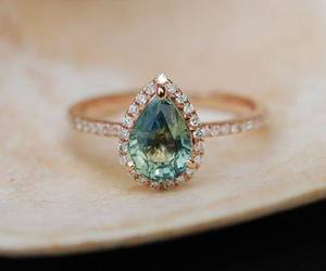 jewelry, ring, and love image