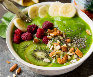smoothie, food, and sweets image