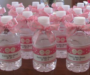 elite, favors, and baby shower image