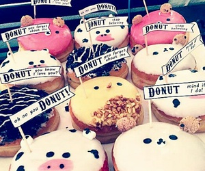 cake and donuts image