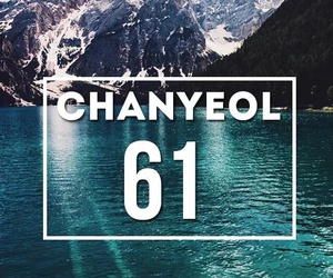 park chanyeol exo image