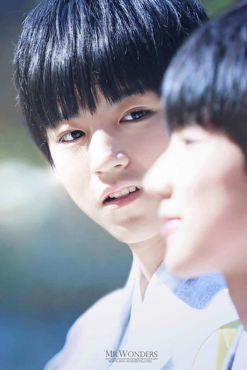 cute, 王源, and wangyuan image