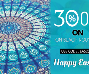 hipster, boho chic, and beach throw image
