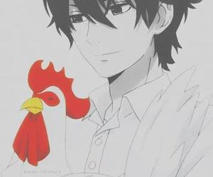 haru, tonari no kaibutsu-kun, and anime image