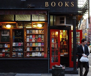 book, vintage, and bookstore image