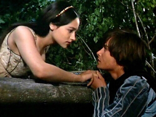 juliet, romeo, and love image