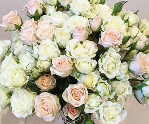 bouquet, chic, and flowers image