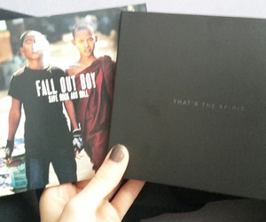 album, bring me the horizon, and fall out boy image