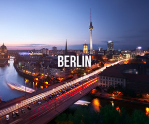 berlin, building, and buildings image