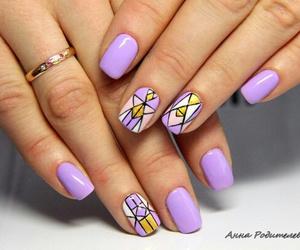 nails, 💎, and by khristina bro image
