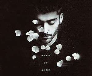 zayn, zayn malik, and mind of mine image