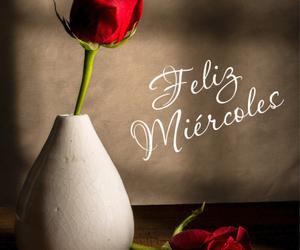feliz, frases español, and saludo image
