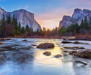 amazing, california, and national park image