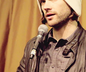 jared padalecki and supernatural image
