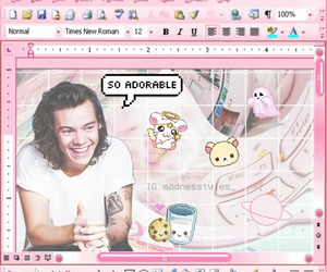 kawaii, png, and Harry Styles image