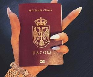 nails, Serbia, and srbija image