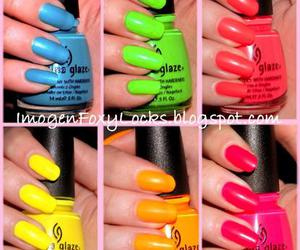awesome, colorful, and girly image