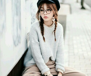 style, asian, and korean image