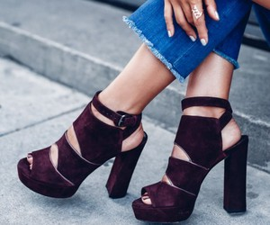 cool, feet, and dark image