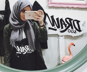 hijab, fashion, and alexandra golovkova image