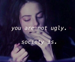 skins, sad, and society image