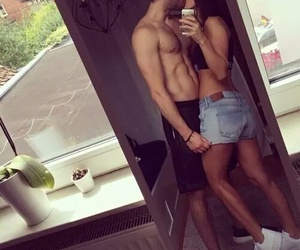 boy, sexy, and couple image