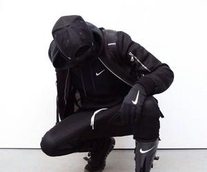 demobaza, 2016, and black image