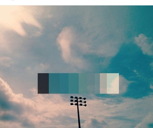 blue, color palette, and colors image