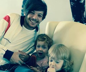 louis tomlinson and doris and ernest image