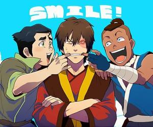 zuko, bolin, and avatar image