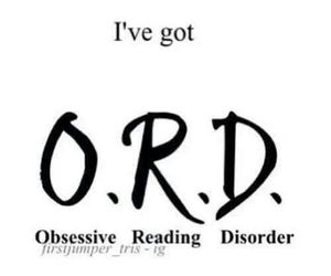 book, reading, and fandom image
