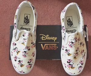disney, vans, and shoes image